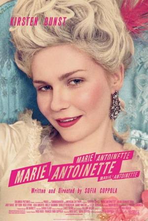 Marie Antoinette DVD Cover