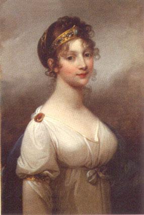 Queen Louisa aged 26 - Josef Grassi, C.1802