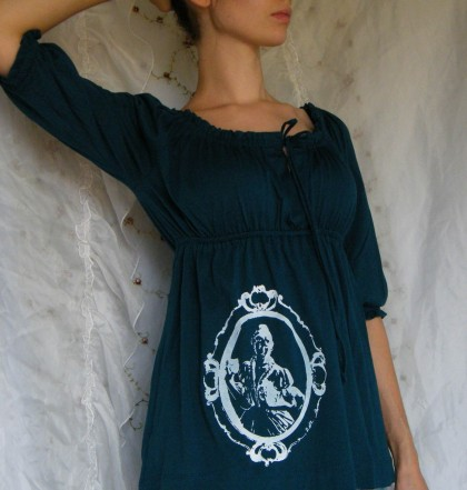 Marie Antoinette Shirt by Thirty Three Degrees: $22