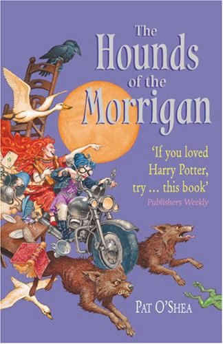 Hounds of the Morrigan Cover 2